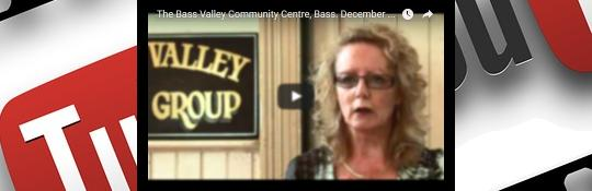 Australian Centre for the Moving Image film made about Bass Valley Community Centre history and development
